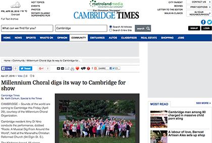 cambridge times